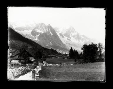 Entrèves, Valle d'Aosta, Italy