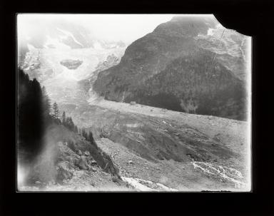 Brenva Glacier, Valle d'Aosta, Italy