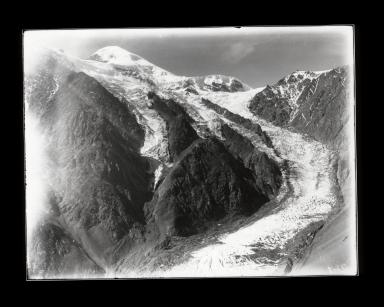 Devdoraki Glacier (Mq'invari Devdorak'i), Georgia