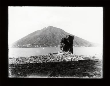 Stromboli Volcano, Sicily, Italy