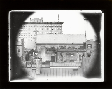 Photograph of building, Unknown Location