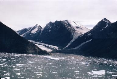 Unknown glacier, Greenland