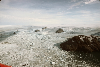 Unknown glacier, Greenland