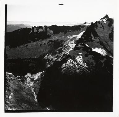 Nooksack Glacier, Washington, United States