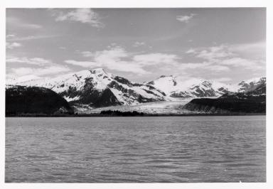 Norris Glacier, Alaska, United States