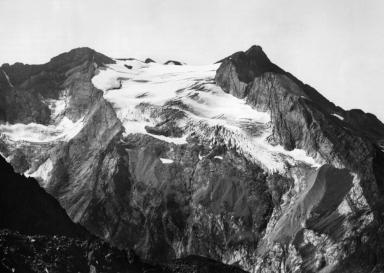 Grand Glacier d'Ossoue, Occitanie, France