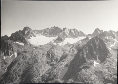 Palisade Glacier, California, United States