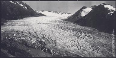 Spencer Glacier, Alaska, United States