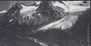 Bear Lake Glacier, Alaska, United States