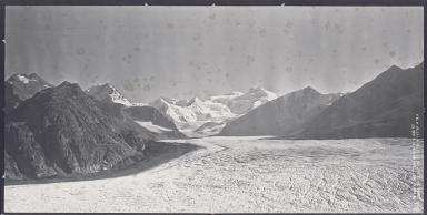 Nelchina Glacier, Alaska, United States