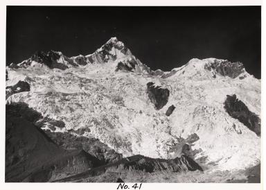 No glacier, Cordillera Vilcabamba, Cusco, Peru