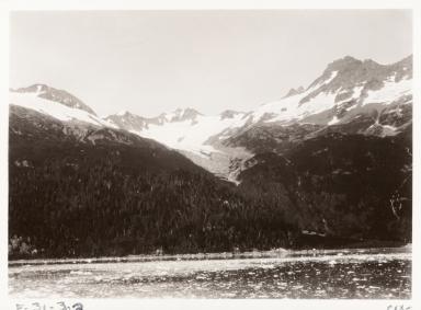Ranney Glacier, Alaska, United States