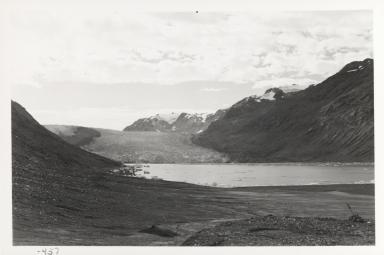 Reid Glacier, Alaska, United States