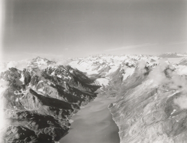 Rendu Glacier, Alaska, United States