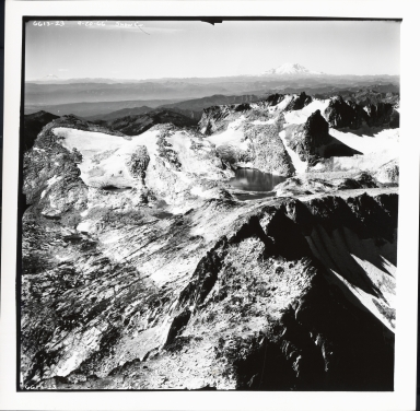 Snow Creek Glacier, Washington, United States