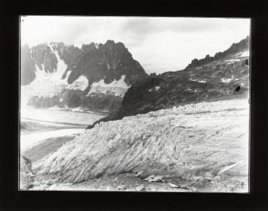 Glacier de Talefre, Auvergne-Rhône-Alpes, France