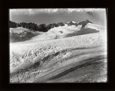 Strahlegg-gletscher, Bern, Switzerland