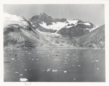 Topeka Glacier, Alaska, United States