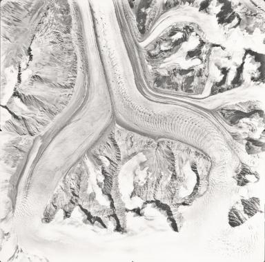 Trimble Glacier, Alaska, United States