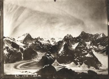 Tulsequah Glacier, Alaska, United States; British Columbia, Canada