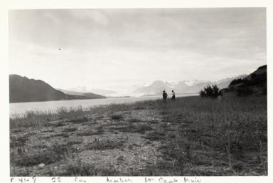 Site of John Muir's cabin, Muir Inlet, Alaska, United States