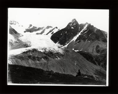 Gabelhorngletscher Glacier, Valais, Switzerland