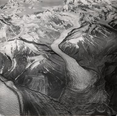 Variegated Glacier, Alaska, United States