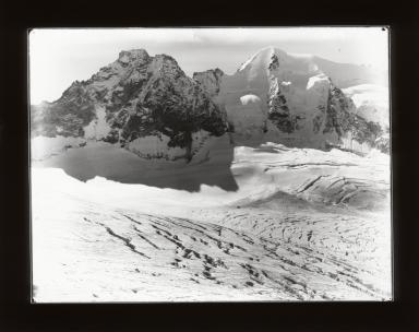 Vazzeda Glacier, Lombardy, Italy
