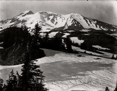 White Salmon Glacier, Washington, United States
