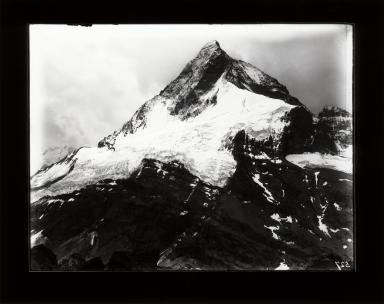 Zinal Glacier, Valais, Switzerland