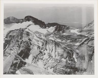 Grant Glacier, Montana