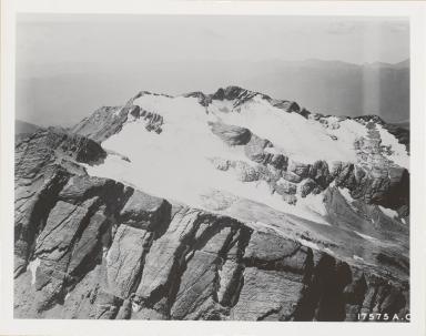 Stanton Glacier, Montana