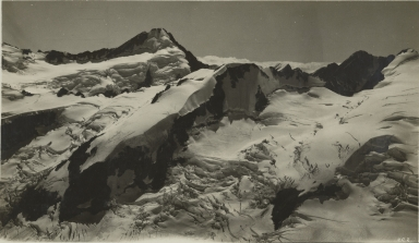 Aida Glacier, New Zealand