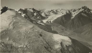 Godley Glacier, New Zealand