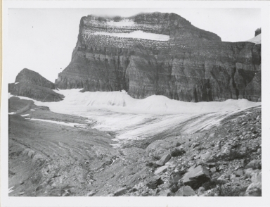 Grinnell Glacier, Montana