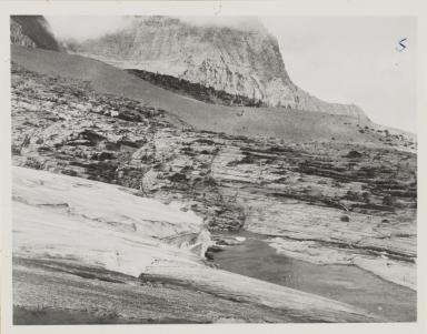 Agassiz Glacier, Montana