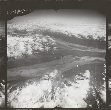 Mount Russell, aerial photograph FL 32 R-52, Alaska