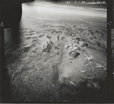 Jennings River, aerial photograph FL 47 L-36, British Columbia