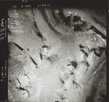 Jennings River, aerial photograph FL 47 V-65, British Columbia