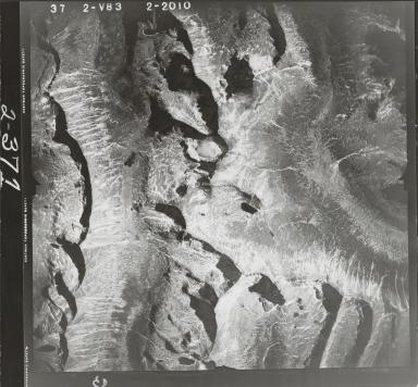 Klappan Range, aerial photograph FL 49 V-83, British Columbia