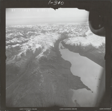 East of Telaquana Lake, aerial photograph FL 68 R-27, Alaska