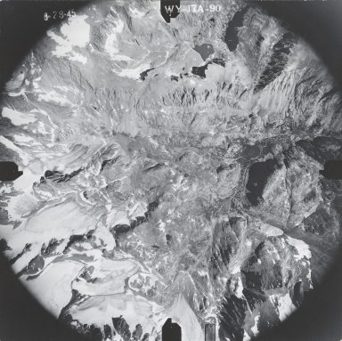 Helen Glacier, Wyoming