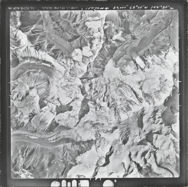 Mount Drum, aerial photograph M 232 8471, Alaska
