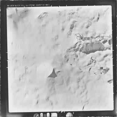 Mount Wrangell, aerial photograph M 234 9271, Alaska