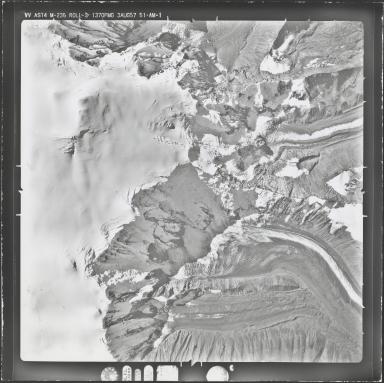 Mount Sanford, aerial photograph M 235 9418, Alaska