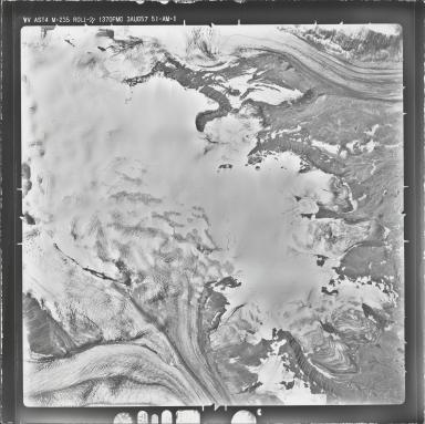 Dadina Glacier, aerial photograph M 235 9424, Alaska