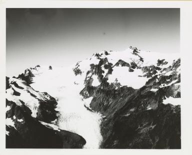 Hoh Glacier, Washington
