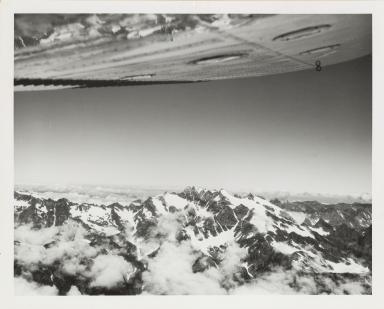 Jeffers Glacier, Washington