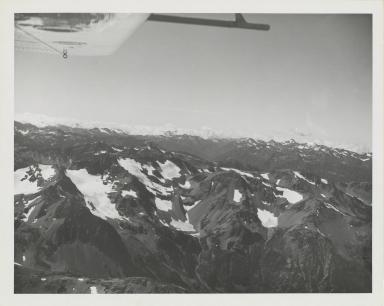 Cameron Glaciers, Washington