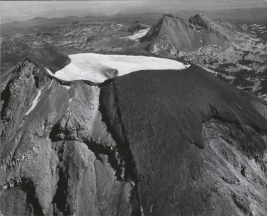 Summit Crater, South Sister, Oregon